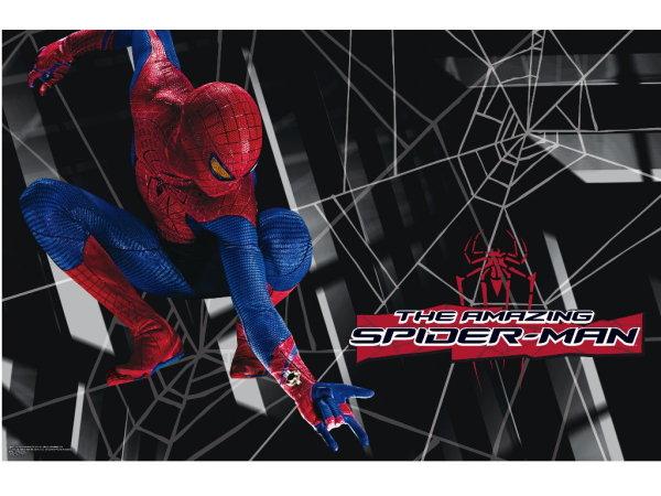 spiderman einladungskarten – askceleste, Einladungsentwurf